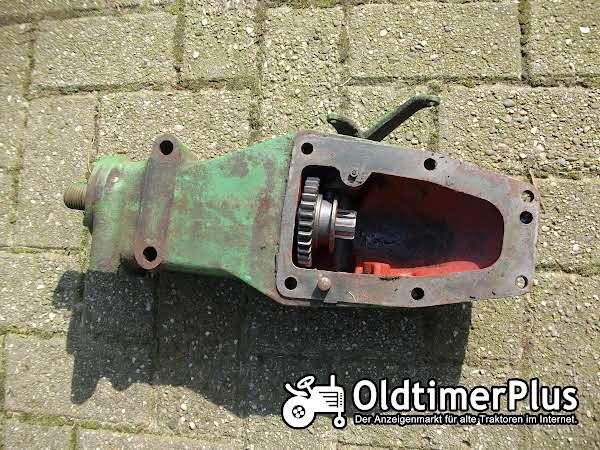 Deutz D 40 L Mähwerkantrieb Foto 1