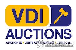 Deutz Vendeuvre SMD 44 VDI-Auktionen Februar Classic Traktor 2019 Auktion in Frankreich  ! Foto 2
