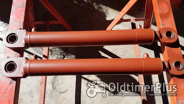 RS09 MTS Hydraulikzylinder DW 40×70×500 Hydraulikzylinder RS09 GT124 MTS Frontlader DW 40×70×500 Foto 1