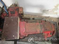 IHC D-212 bis D-219 Getriebe mit Achstrichter rechts Foto 2