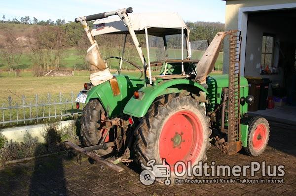 Deutz D2505 Foto 1