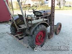 Fendt Fendt Dieselross F 15 G in Original Oldtimer in Original Patina. Foto 8