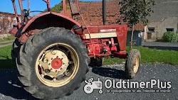 IHC 523S International Harvester Schlepper Traktor McCormick Foto 3