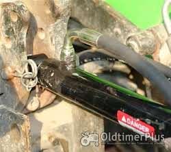 Betonmischer Futtermischer für Traktor Ø 45 cm Dreipunkt Aufhängung KAT 1 Foto 5