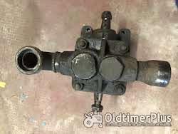 Knorr Kompressor 6,9-80 für Hanomag D 85 Motor Knorr Kompressor 6.9-80 für Hanomag D 85 Motor Foto 2