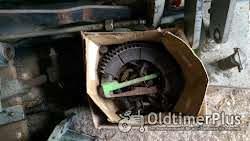 Deutz Fronthydraulik und Frontzapfwelle für D 6206A Foto 3