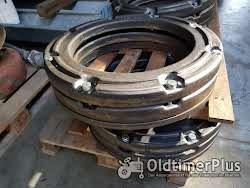 1 Satz MAN 38 Zoll Hinterrad-Gewichte Foto 2