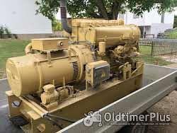 Deutz  Motor  5FL 912 W mit IMPERIA Stromaggregat  Leistung 44 kVA 400 /231 Volt Strom 72,2 /125 A   Frequenz 50 Hz  Drehzahl 1500 U/min  Gewicht 1800 kg