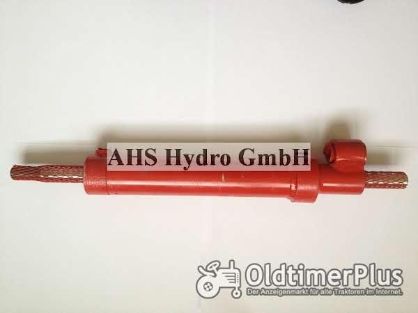 Calzoni Rcd. Ognibene CASE IH IHC Lenkzylinder IHC 644, 744, 844 Allrad mit ZF Vorderachse APL 1551 Foto 1