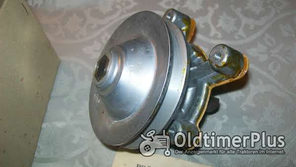 Ford Capri /20M Wasserpumpe Foto 1