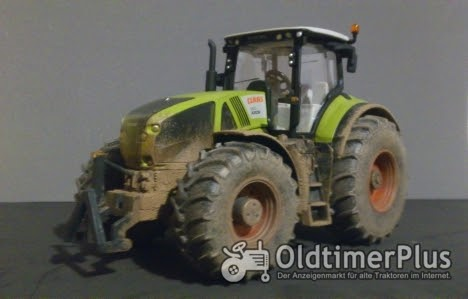 Modelle Claas Axion 950 1:32 Umbau
