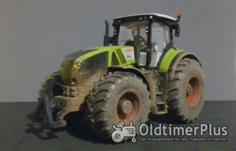 Claas Axion 950 1:32 Umbau Foto 1