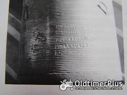 Hungaria Gleichstromlichtmaschine Foto 2