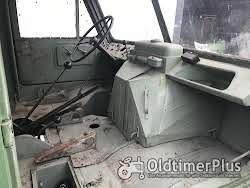 Mercedes Unimog 401 Froschauge zum Restaurieren, Lieferung möglich Foto 5