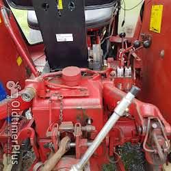 IHC 433 Mähwerk Foto 6