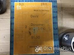 Deutz Original KS Kolben 95,50 mm Foto 3