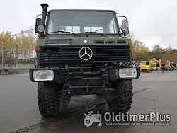Mercedes Unimog U 1600 Foto 12
