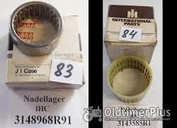 IHC Ersatzteile, Schlepperteile, Sortiment C Foto 6