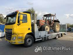 Schleppertransporte Bulldogtransporte Lanz,Eicher,Deutz,Hanomag,Fiat Foto 2