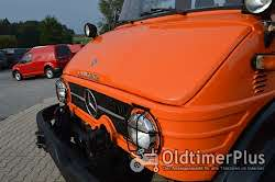 Mercedes Unimog 416 Doka, Doppelkabine, Rarität Foto 8