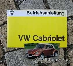 Betriebsanleitung VW 1200 Käfer Standard 1962 Foto 7