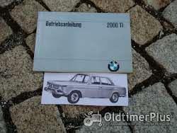 Betriebsanleitung BMW 3.0 CS / CSi 1973 E9 Coupé Foto 5