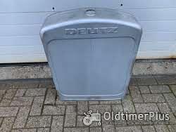 Deutz F2M417.  , wasserdeutz Deutz Maske , kühler Verkleidung Foto 2