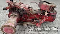 IHC 844 SA, 30 km/h Getriebe kpl. mit Hinterachse, Hydraulikblock, Allradantrieb Foto 3