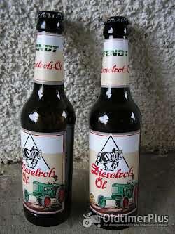 Sonstige Fendt- Bierflasche