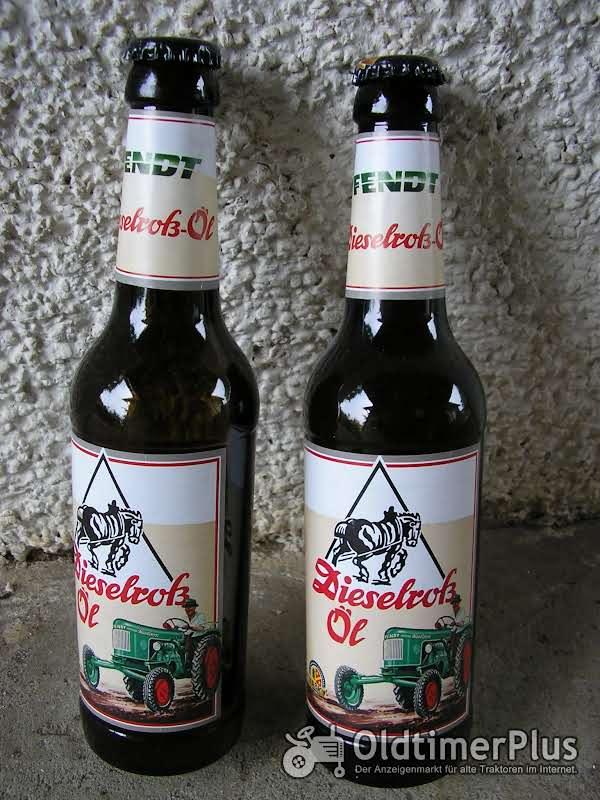 Fendt- Bierflasche Foto 1