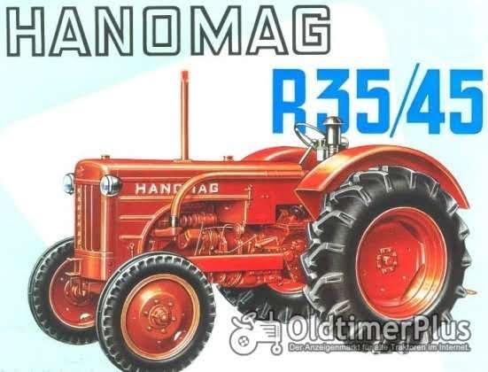 Hanomag Suche Hanomag R35/45 Foto 1