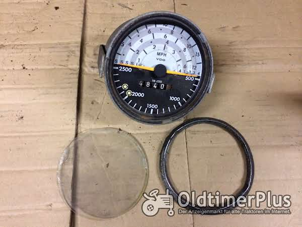 VDO Traktormeter Foto 1