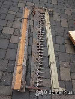 Eicher Mähbalken Typ Mörtl für Eicher  Königstiger 74 Typ3253 Foto 2