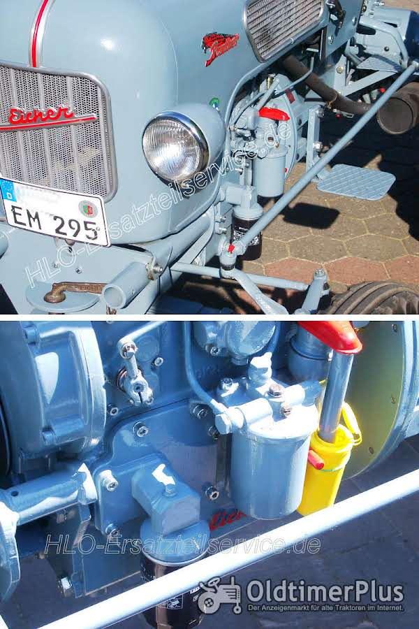 Eicher Motor EDK EDK2 EDK3 EDK1 Ölfilter Adapter Umbausatz Ölfilterumbausatz Foto 1