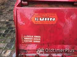 Kuhn Fräse 80cm Foto 3