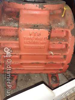 Vakuumpumpen in Einzelteilen Foto 2