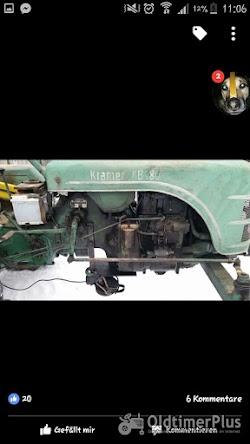 Kramer KB 180 mit Seilwinde und TÜV Foto 3