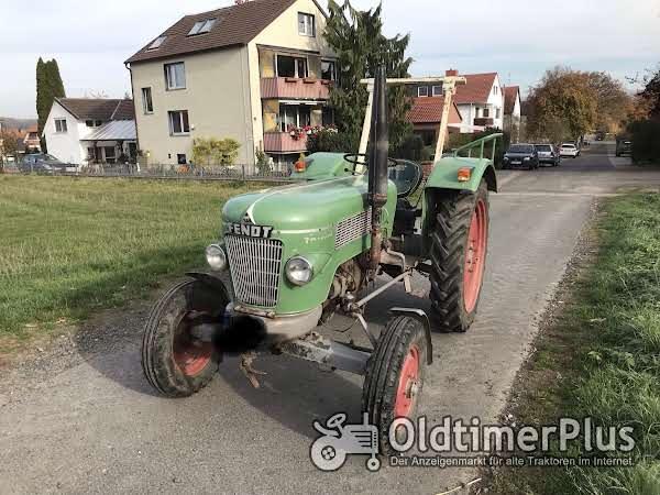 Fendt Farmer 2E Foto 1