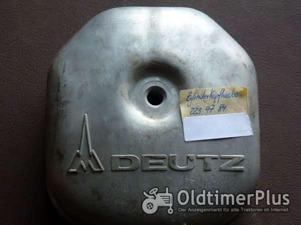 Deutz Zylinderkopfhaube  Nr. 04231430/ 04235421/02234784 Foto 1