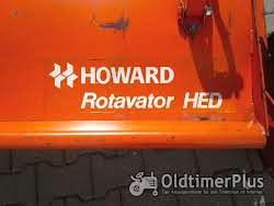 HOWARD Fräse  - HED 255 DU mit 3 - Punkt - Hitch und Schaltgetriebe! Foto 10