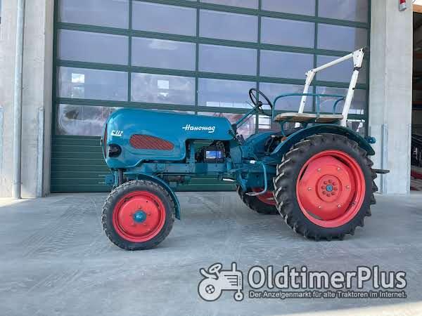 Hanomag C 112 Combitrac Foto 1