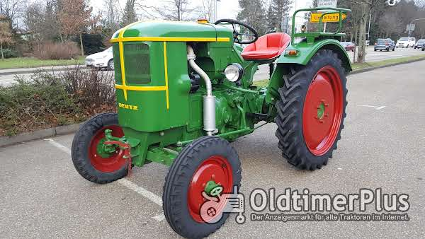 Deutz Traktor Deutz F1L514 Knubbeldeutz Foto 1