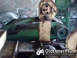 LANZ MD 18 S mahdrescher Foto 5