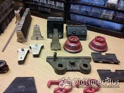 FAHR Fahr Ersatzteile für Mähbalken siehe Fotos Foto 7