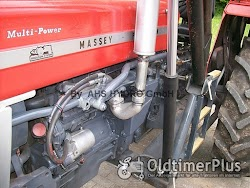 MF Hydraulische Lenkung Hydraulische Lenkung MF 65 MF 165 Foto 2