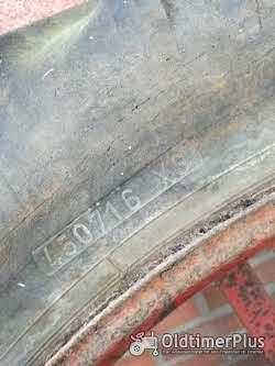 Deutz 36 inch  velgen Speichenräder Foto 4