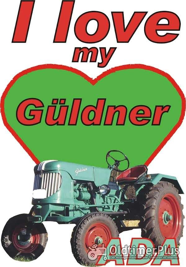 I love Güldner ADA T-Shirt Foto 1