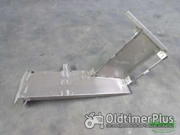 MB Trac 1000 1100 700 800 900 Kotflügel vorn 2 stufig 350 mm Schutzblech Blechteil Foto 1