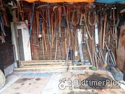 Partij Oude Handwerktiugen Van Diverse Aard Foto 2