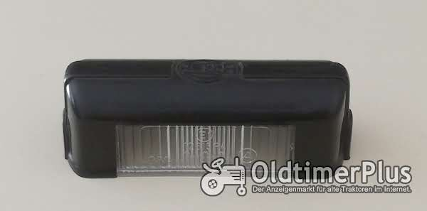 Hella Kappe für Kennzeichenbeleuchtung 12815 R4 K12815 Foto 1